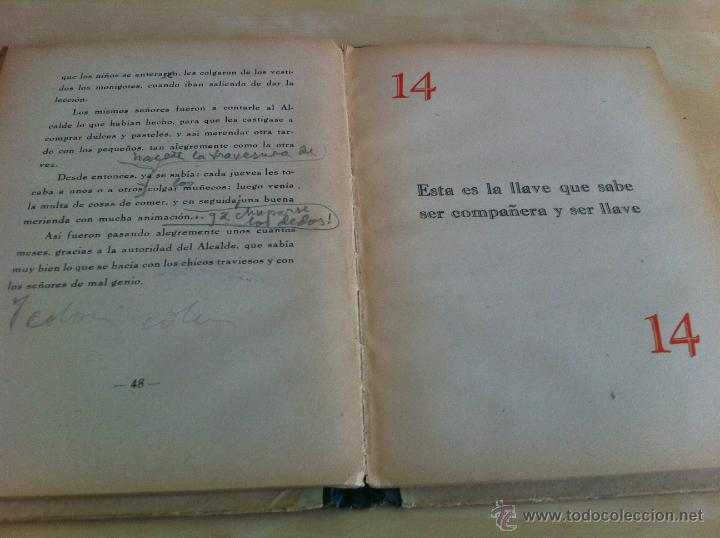 Libros de segunda mano: ALELUYAS DE ROMPETACONES. 1939. INCLUYE CUENTO INÉDITO, CORRECIONES Y DEDICATORIA DE ANTONIORROBLES. - Foto 50 - 42799560