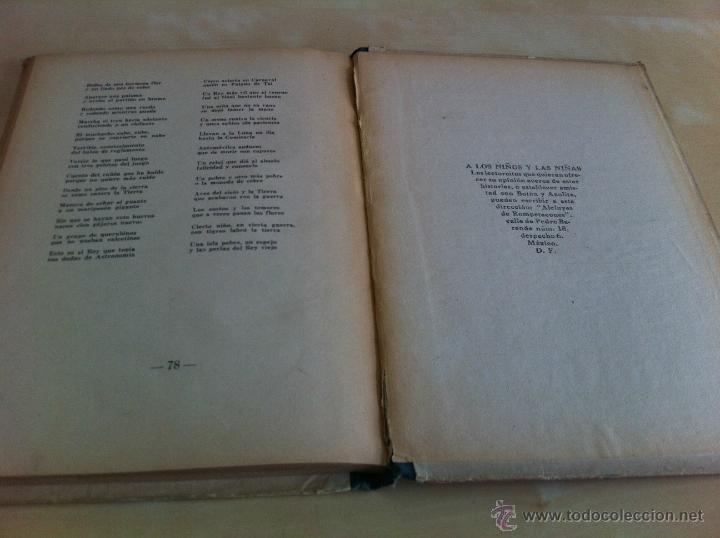 Libros de segunda mano: ALELUYAS DE ROMPETACONES. 1939. INCLUYE CUENTO INÉDITO, CORRECIONES Y DEDICATORIA DE ANTONIORROBLES. - Foto 51 - 42799560