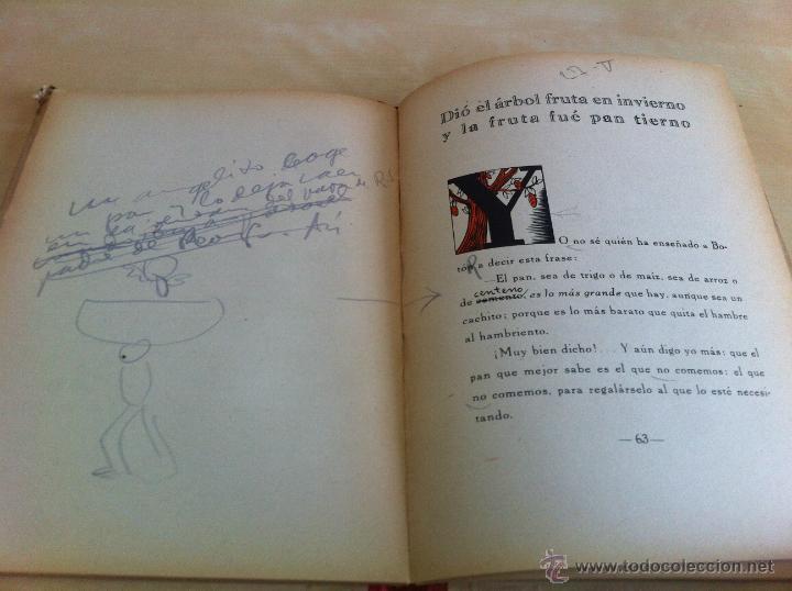 Libros de segunda mano: ALELUYAS DE ROMPETACONES. 1939. INCLUYE CUENTO INÉDITO, CORRECIONES Y DEDICATORIA DE ANTONIORROBLES. - Foto 63 - 42799560