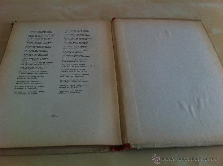 Libros de segunda mano: ALELUYAS DE ROMPETACONES. 1939. INCLUYE CUENTO INÉDITO, CORRECIONES Y DEDICATORIA DE ANTONIORROBLES. - Foto 64 - 42799560
