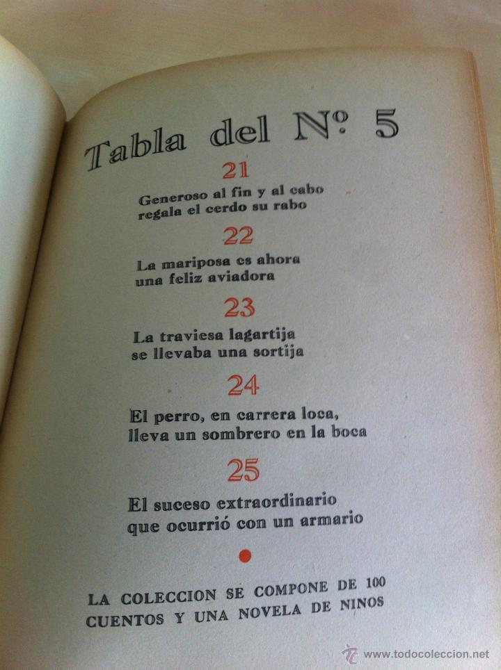 Libros de segunda mano: ALELUYAS DE ROMPETACONES. 1939. INCLUYE CUENTO INÉDITO, CORRECIONES Y DEDICATORIA DE ANTONIORROBLES. - Foto 71 - 42799560