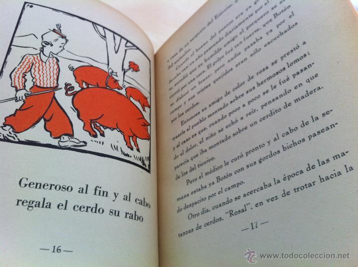 Libros de segunda mano: ALELUYAS DE ROMPETACONES. 1939. INCLUYE CUENTO INÉDITO, CORRECIONES Y DEDICATORIA DE ANTONIORROBLES. - Foto 72 - 42799560