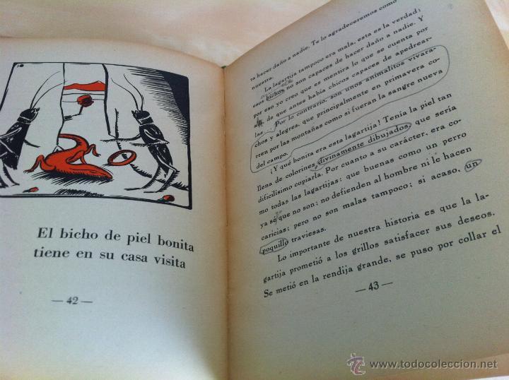 Libros de segunda mano: ALELUYAS DE ROMPETACONES. 1939. INCLUYE CUENTO INÉDITO, CORRECIONES Y DEDICATORIA DE ANTONIORROBLES. - Foto 73 - 42799560
