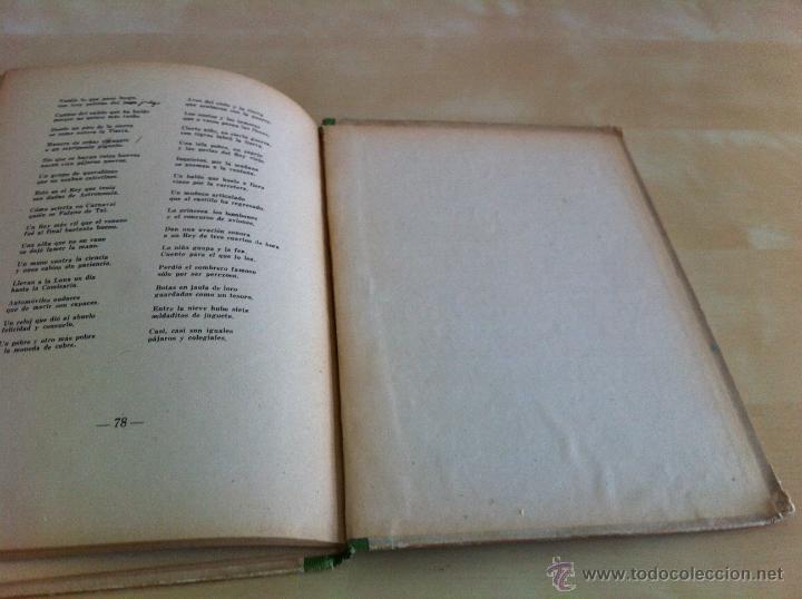 Libros de segunda mano: ALELUYAS DE ROMPETACONES. 1939. INCLUYE CUENTO INÉDITO, CORRECIONES Y DEDICATORIA DE ANTONIORROBLES. - Foto 75 - 42799560