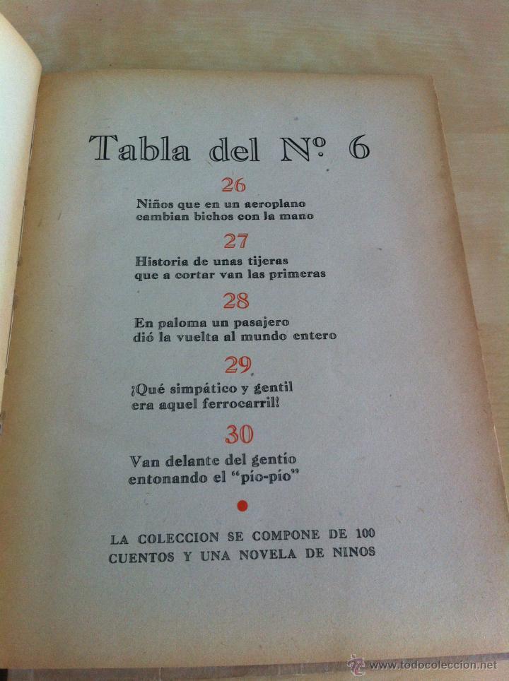 Libros de segunda mano: ALELUYAS DE ROMPETACONES. 1939. INCLUYE CUENTO INÉDITO, CORRECIONES Y DEDICATORIA DE ANTONIORROBLES. - Foto 82 - 42799560