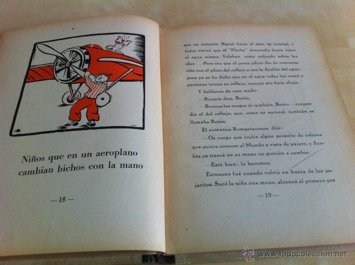 Libros de segunda mano: ALELUYAS DE ROMPETACONES. 1939. INCLUYE CUENTO INÉDITO, CORRECIONES Y DEDICATORIA DE ANTONIORROBLES. - Foto 83 - 42799560