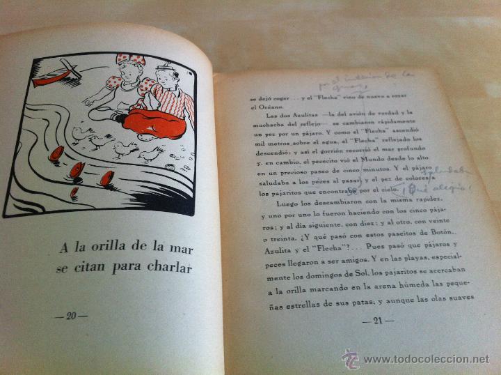 Libros de segunda mano: ALELUYAS DE ROMPETACONES. 1939. INCLUYE CUENTO INÉDITO, CORRECIONES Y DEDICATORIA DE ANTONIORROBLES. - Foto 84 - 42799560
