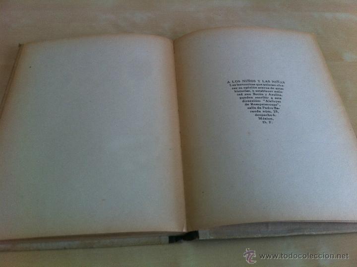 Libros de segunda mano: ALELUYAS DE ROMPETACONES. 1939. INCLUYE CUENTO INÉDITO, CORRECIONES Y DEDICATORIA DE ANTONIORROBLES. - Foto 87 - 42799560