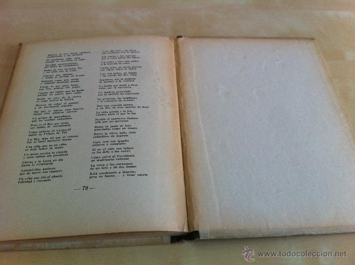 Libros de segunda mano: ALELUYAS DE ROMPETACONES. 1939. INCLUYE CUENTO INÉDITO, CORRECIONES Y DEDICATORIA DE ANTONIORROBLES. - Foto 88 - 42799560