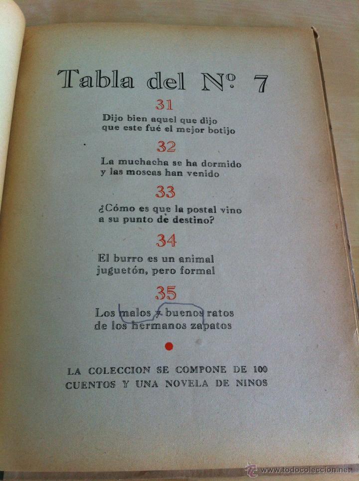 Libros de segunda mano: ALELUYAS DE ROMPETACONES. 1939. INCLUYE CUENTO INÉDITO, CORRECIONES Y DEDICATORIA DE ANTONIORROBLES. - Foto 96 - 42799560