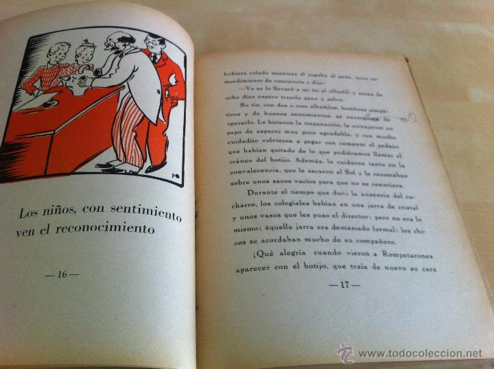 Libros de segunda mano: ALELUYAS DE ROMPETACONES. 1939. INCLUYE CUENTO INÉDITO, CORRECIONES Y DEDICATORIA DE ANTONIORROBLES. - Foto 97 - 42799560