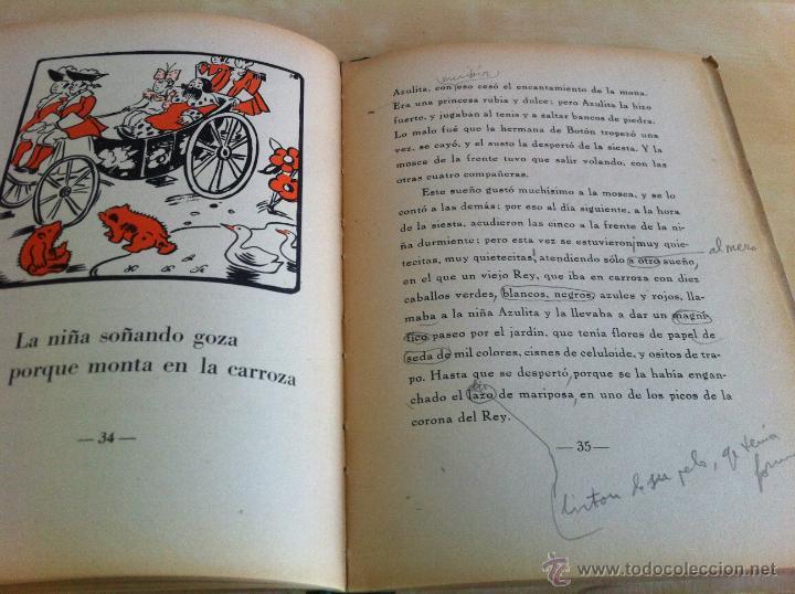 Libros de segunda mano: ALELUYAS DE ROMPETACONES. 1939. INCLUYE CUENTO INÉDITO, CORRECIONES Y DEDICATORIA DE ANTONIORROBLES. - Foto 98 - 42799560