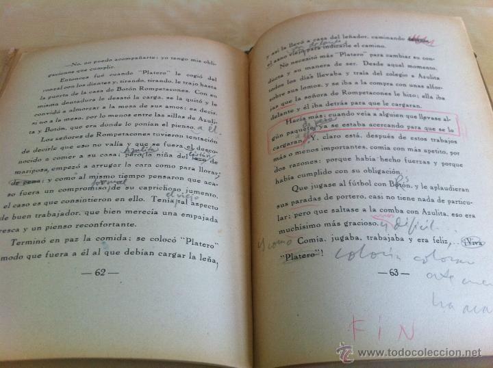 Libros de segunda mano: ALELUYAS DE ROMPETACONES. 1939. INCLUYE CUENTO INÉDITO, CORRECIONES Y DEDICATORIA DE ANTONIORROBLES. - Foto 99 - 42799560