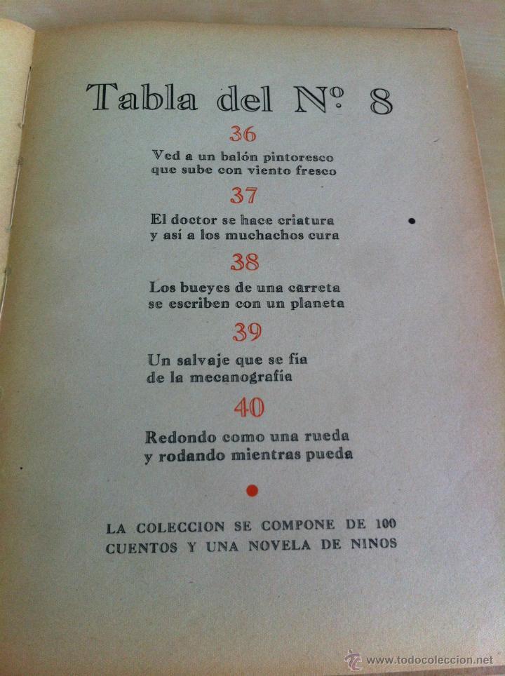 Libros de segunda mano: ALELUYAS DE ROMPETACONES. 1939. INCLUYE CUENTO INÉDITO, CORRECIONES Y DEDICATORIA DE ANTONIORROBLES. - Foto 109 - 42799560