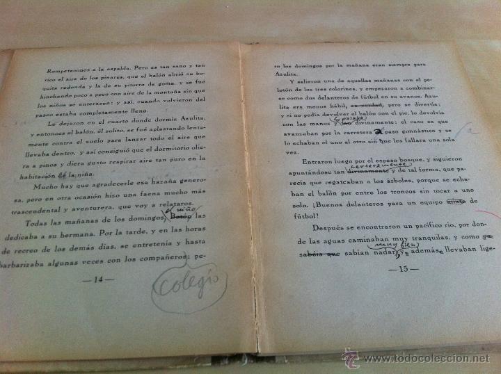Libros de segunda mano: ALELUYAS DE ROMPETACONES. 1939. INCLUYE CUENTO INÉDITO, CORRECIONES Y DEDICATORIA DE ANTONIORROBLES. - Foto 111 - 42799560