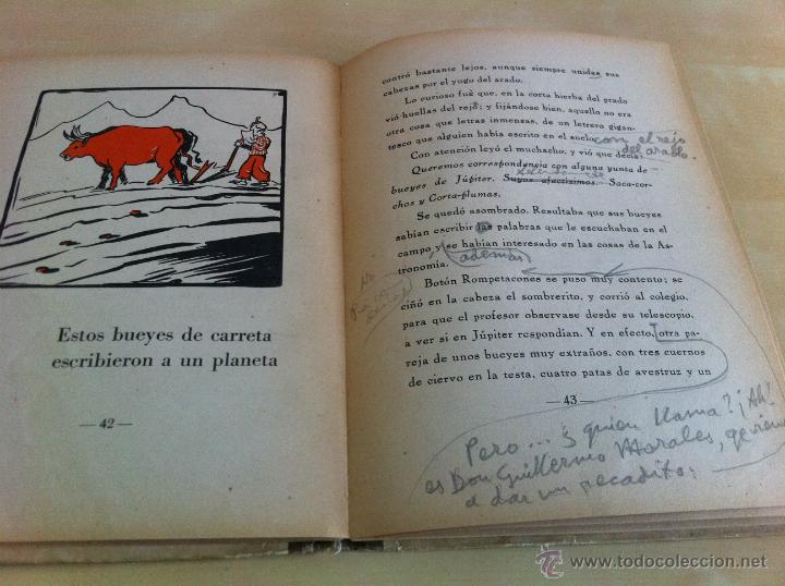 Libros de segunda mano: ALELUYAS DE ROMPETACONES. 1939. INCLUYE CUENTO INÉDITO, CORRECIONES Y DEDICATORIA DE ANTONIORROBLES. - Foto 113 - 42799560