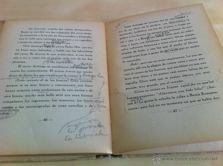 Libros de segunda mano: ALELUYAS DE ROMPETACONES. 1939. INCLUYE CUENTO INÉDITO, CORRECIONES Y DEDICATORIA DE ANTONIORROBLES. - Foto 114 - 42799560