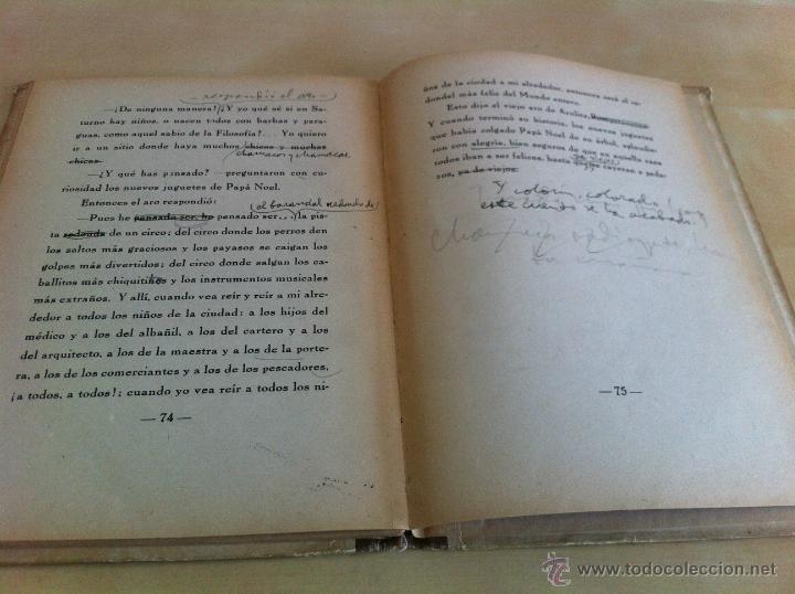 Libros de segunda mano: ALELUYAS DE ROMPETACONES. 1939. INCLUYE CUENTO INÉDITO, CORRECIONES Y DEDICATORIA DE ANTONIORROBLES. - Foto 116 - 42799560