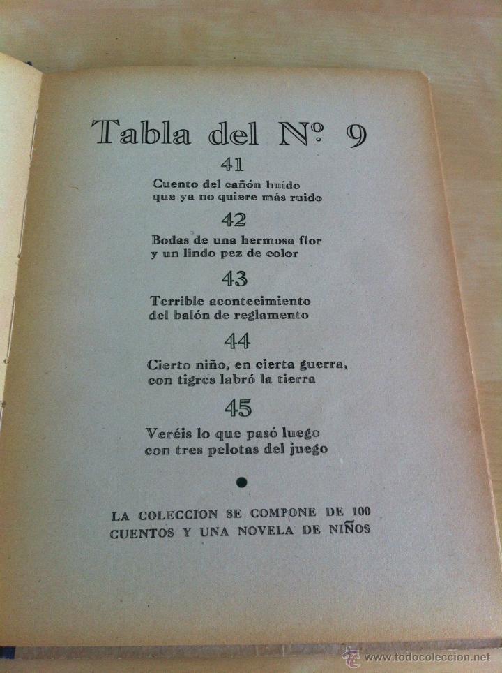 Libros de segunda mano: ALELUYAS DE ROMPETACONES. 1939. INCLUYE CUENTO INÉDITO, CORRECIONES Y DEDICATORIA DE ANTONIORROBLES. - Foto 124 - 42799560