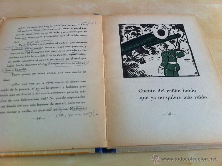 Libros de segunda mano: ALELUYAS DE ROMPETACONES. 1939. INCLUYE CUENTO INÉDITO, CORRECIONES Y DEDICATORIA DE ANTONIORROBLES. - Foto 126 - 42799560