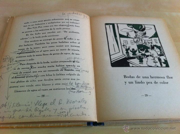 Libros de segunda mano: ALELUYAS DE ROMPETACONES. 1939. INCLUYE CUENTO INÉDITO, CORRECIONES Y DEDICATORIA DE ANTONIORROBLES. - Foto 128 - 42799560