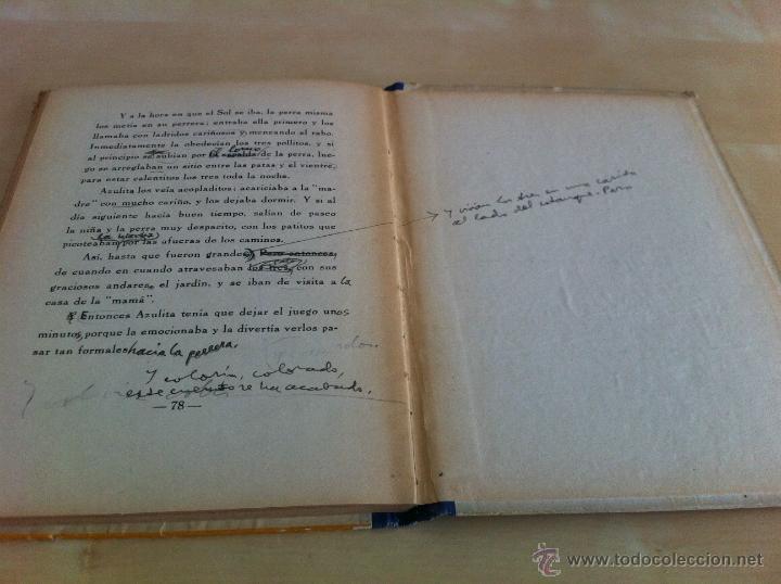 Libros de segunda mano: ALELUYAS DE ROMPETACONES. 1939. INCLUYE CUENTO INÉDITO, CORRECIONES Y DEDICATORIA DE ANTONIORROBLES. - Foto 132 - 42799560