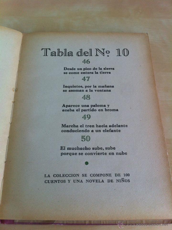 Libros de segunda mano: ALELUYAS DE ROMPETACONES. 1939. INCLUYE CUENTO INÉDITO, CORRECIONES Y DEDICATORIA DE ANTONIORROBLES. - Foto 141 - 42799560