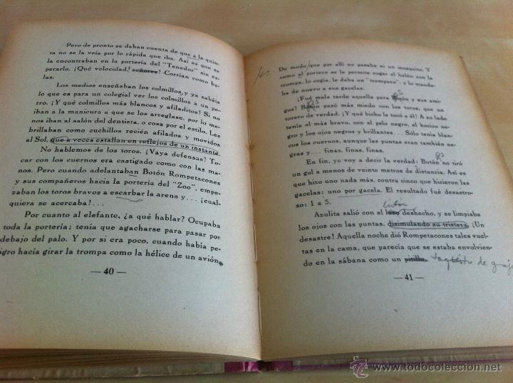 Libros de segunda mano: ALELUYAS DE ROMPETACONES. 1939. INCLUYE CUENTO INÉDITO, CORRECIONES Y DEDICATORIA DE ANTONIORROBLES. - Foto 143 - 42799560
