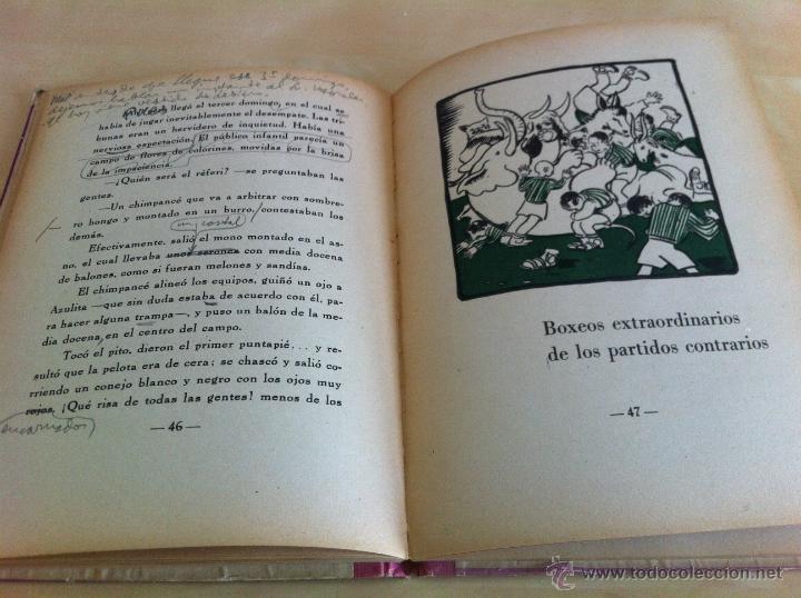 Libros de segunda mano: ALELUYAS DE ROMPETACONES. 1939. INCLUYE CUENTO INÉDITO, CORRECIONES Y DEDICATORIA DE ANTONIORROBLES. - Foto 144 - 42799560