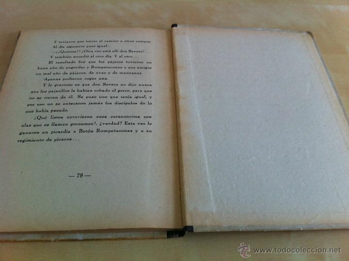 Libros de segunda mano: ALELUYAS DE ROMPETACONES. 1939. INCLUYE CUENTO INÉDITO, CORRECIONES Y DEDICATORIA DE ANTONIORROBLES. - Foto 156 - 42799560