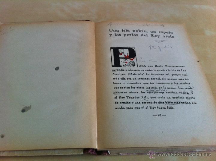 Libros de segunda mano: ALELUYAS DE ROMPETACONES. 1939. INCLUYE CUENTO INÉDITO, CORRECIONES Y DEDICATORIA DE ANTONIORROBLES. - Foto 165 - 42799560