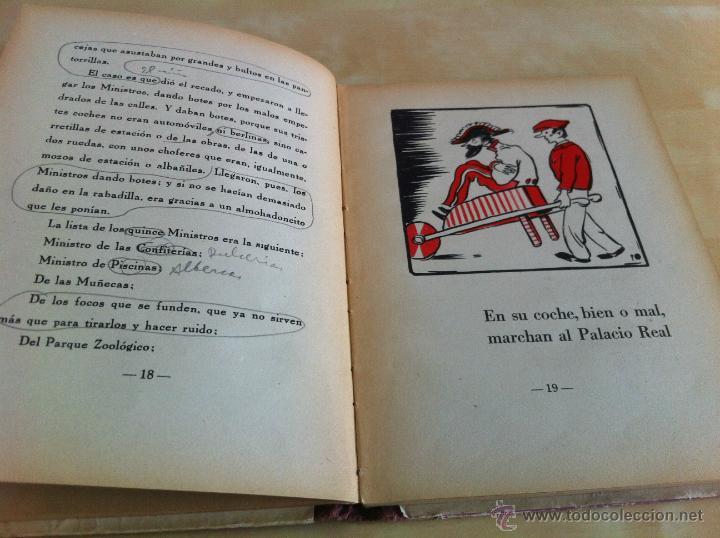 Libros de segunda mano: ALELUYAS DE ROMPETACONES. 1939. INCLUYE CUENTO INÉDITO, CORRECIONES Y DEDICATORIA DE ANTONIORROBLES. - Foto 166 - 42799560