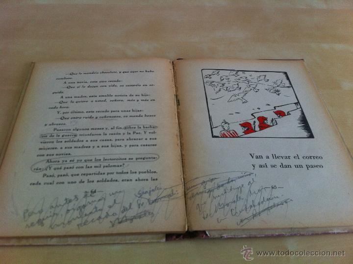 Libros de segunda mano: ALELUYAS DE ROMPETACONES. 1939. INCLUYE CUENTO INÉDITO, CORRECIONES Y DEDICATORIA DE ANTONIORROBLES. - Foto 170 - 42799560