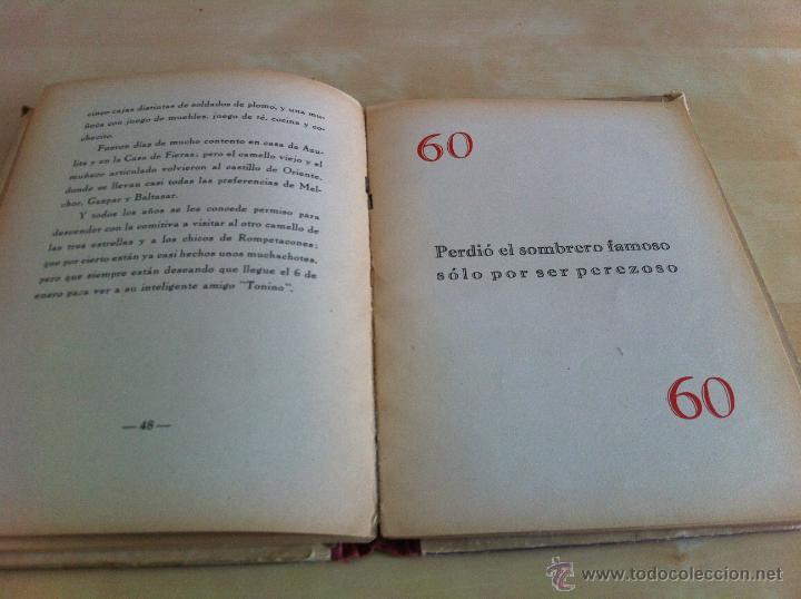 Libros de segunda mano: ALELUYAS DE ROMPETACONES. 1939. INCLUYE CUENTO INÉDITO, CORRECIONES Y DEDICATORIA DE ANTONIORROBLES. - Foto 181 - 42799560