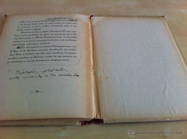 Libros de segunda mano: ALELUYAS DE ROMPETACONES. 1939. INCLUYE CUENTO INÉDITO, CORRECIONES Y DEDICATORIA DE ANTONIORROBLES. - Foto 184 - 42799560