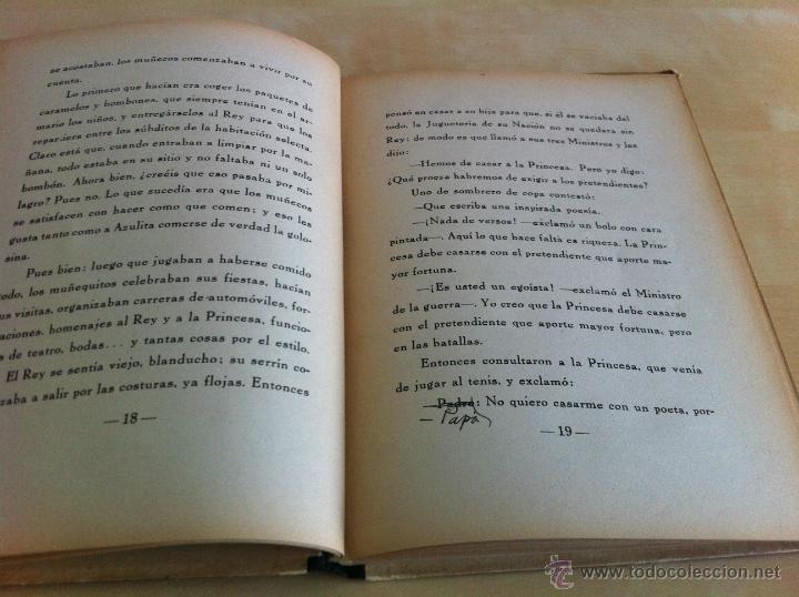 Libros de segunda mano: ALELUYAS DE ROMPETACONES. 1939. INCLUYE CUENTO INÉDITO, CORRECIONES Y DEDICATORIA DE ANTONIORROBLES. - Foto 201 - 42799560