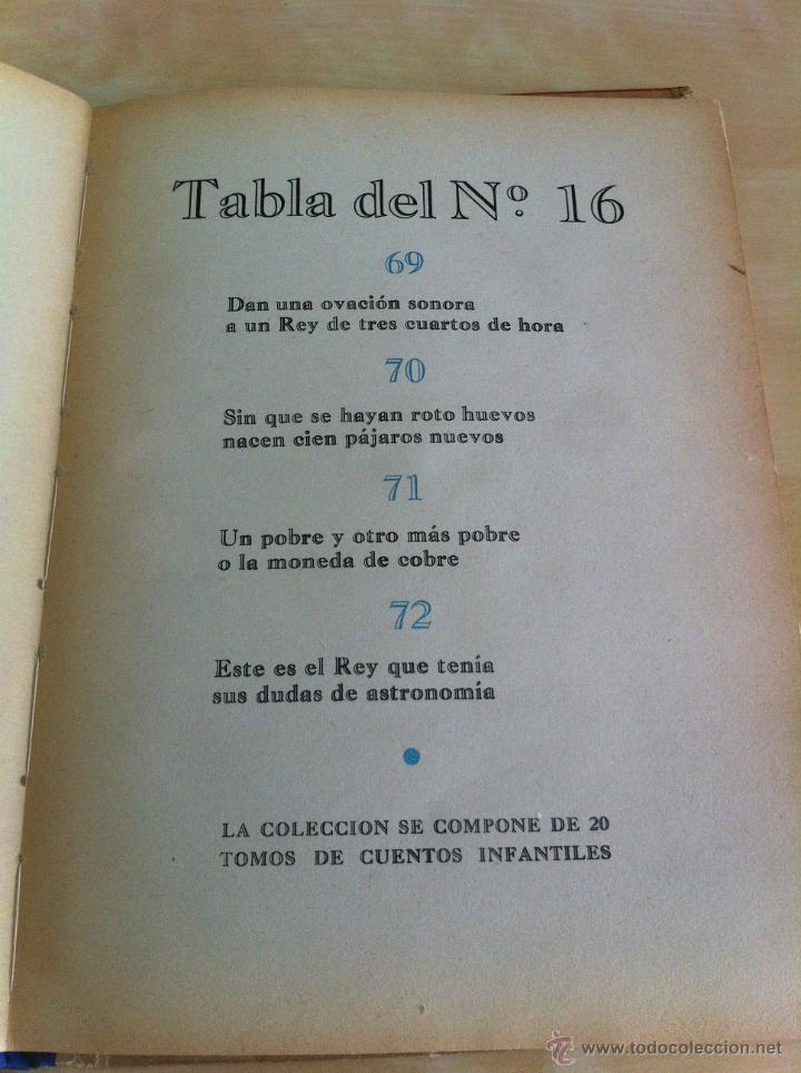 Libros de segunda mano: ALELUYAS DE ROMPETACONES. 1939. INCLUYE CUENTO INÉDITO, CORRECIONES Y DEDICATORIA DE ANTONIORROBLES. - Foto 212 - 42799560
