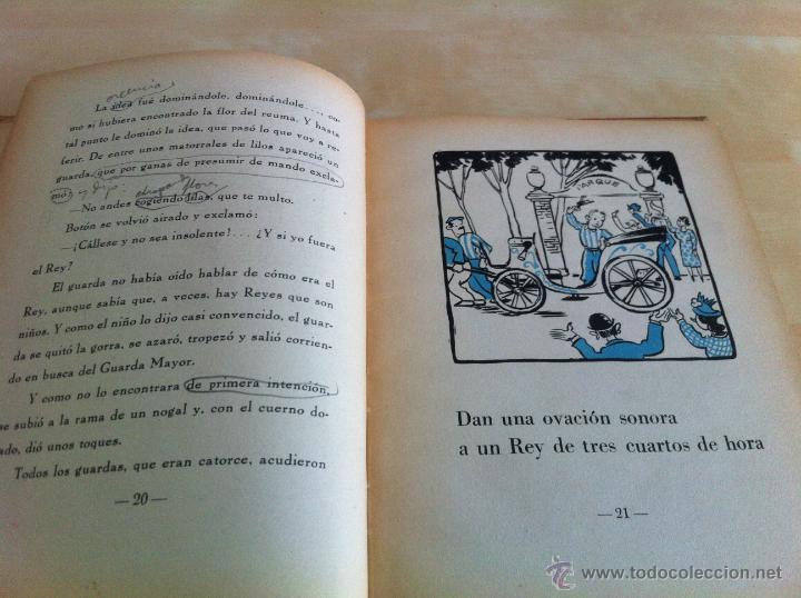 Libros de segunda mano: ALELUYAS DE ROMPETACONES. 1939. INCLUYE CUENTO INÉDITO, CORRECIONES Y DEDICATORIA DE ANTONIORROBLES. - Foto 214 - 42799560