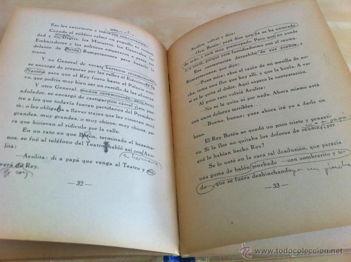 Libros de segunda mano: ALELUYAS DE ROMPETACONES. 1939. INCLUYE CUENTO INÉDITO, CORRECIONES Y DEDICATORIA DE ANTONIORROBLES. - Foto 215 - 42799560