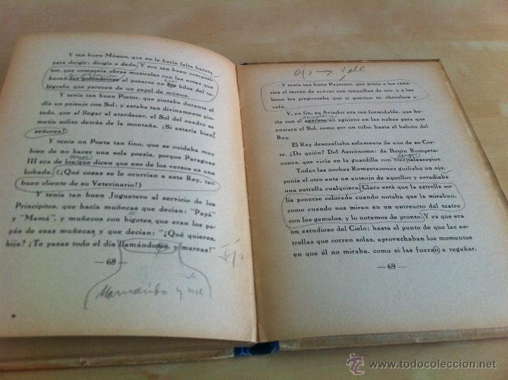 Libros de segunda mano: ALELUYAS DE ROMPETACONES. 1939. INCLUYE CUENTO INÉDITO, CORRECIONES Y DEDICATORIA DE ANTONIORROBLES. - Foto 218 - 42799560