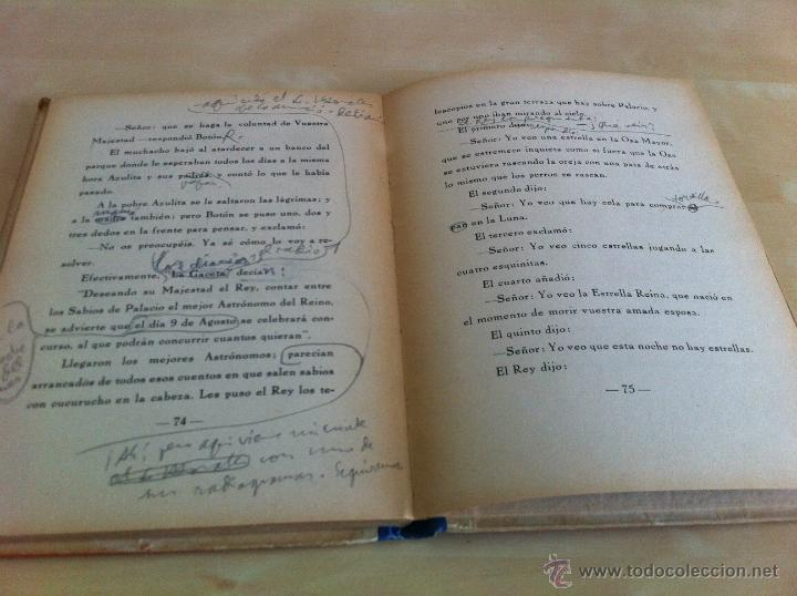 Libros de segunda mano: ALELUYAS DE ROMPETACONES. 1939. INCLUYE CUENTO INÉDITO, CORRECIONES Y DEDICATORIA DE ANTONIORROBLES. - Foto 219 - 42799560