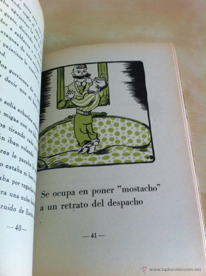 Libros de segunda mano: ALELUYAS DE ROMPETACONES. 1939. INCLUYE CUENTO INÉDITO, CORRECIONES Y DEDICATORIA DE ANTONIORROBLES. - Foto 240 - 42799560