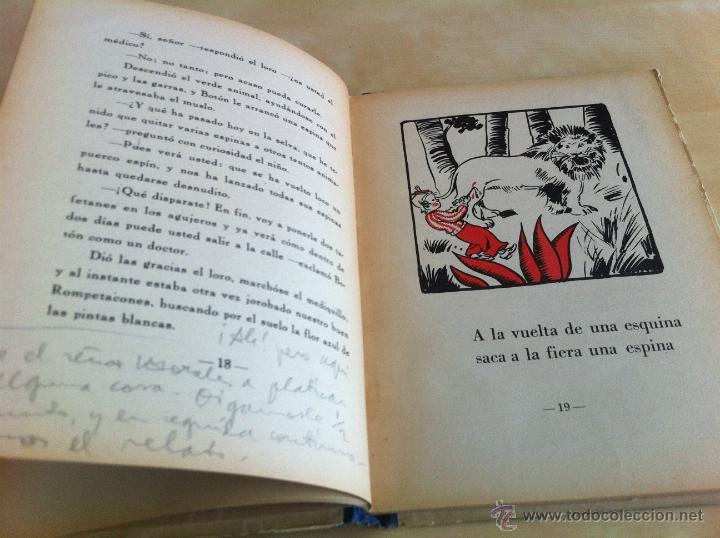 Libros de segunda mano: ALELUYAS DE ROMPETACONES. 1939. INCLUYE CUENTO INÉDITO, CORRECIONES Y DEDICATORIA DE ANTONIORROBLES. - Foto 252 - 42799560