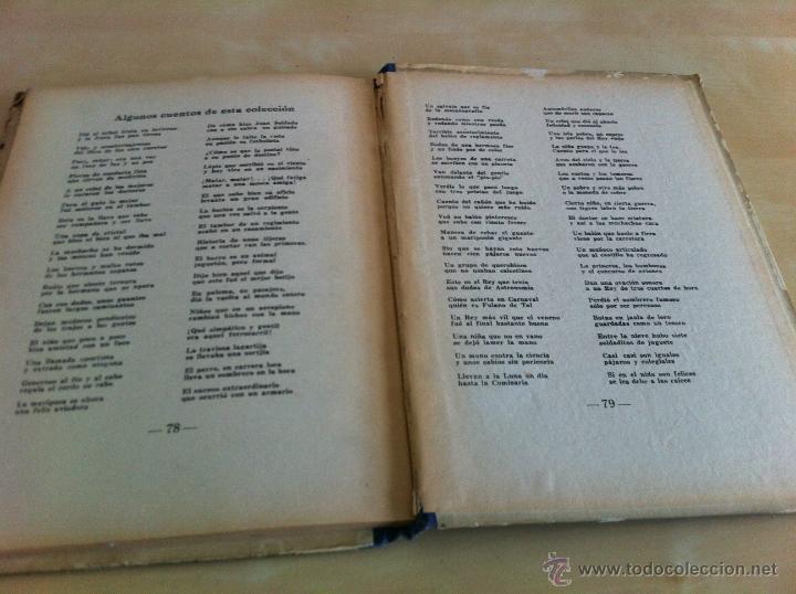 Libros de segunda mano: ALELUYAS DE ROMPETACONES. 1939. INCLUYE CUENTO INÉDITO, CORRECIONES Y DEDICATORIA DE ANTONIORROBLES. - Foto 258 - 42799560