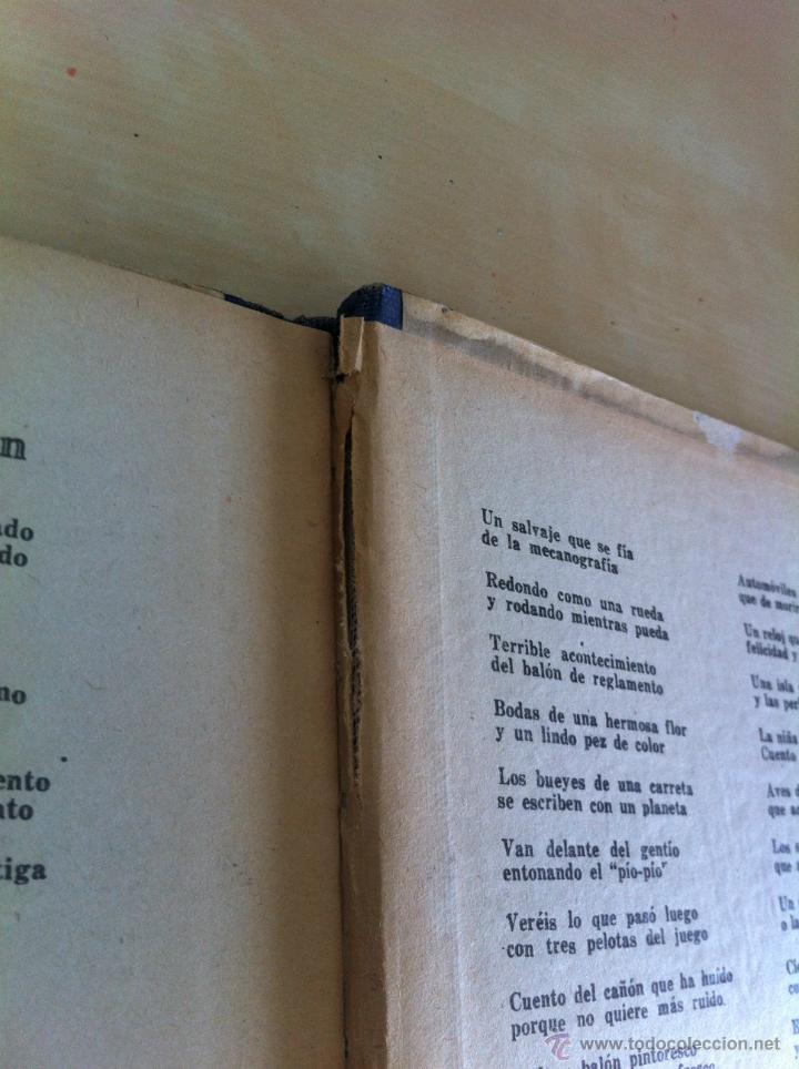 Libros de segunda mano: ALELUYAS DE ROMPETACONES. 1939. INCLUYE CUENTO INÉDITO, CORRECIONES Y DEDICATORIA DE ANTONIORROBLES. - Foto 259 - 42799560