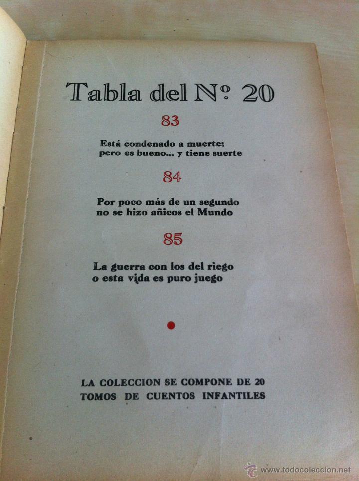 Libros de segunda mano: ALELUYAS DE ROMPETACONES. 1939. INCLUYE CUENTO INÉDITO, CORRECIONES Y DEDICATORIA DE ANTONIORROBLES. - Foto 267 - 42799560
