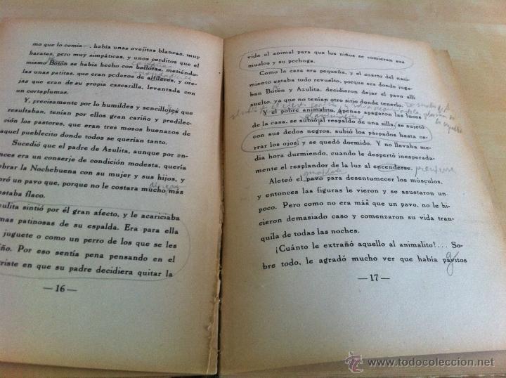 Libros de segunda mano: ALELUYAS DE ROMPETACONES. 1939. INCLUYE CUENTO INÉDITO, CORRECIONES Y DEDICATORIA DE ANTONIORROBLES. - Foto 269 - 42799560