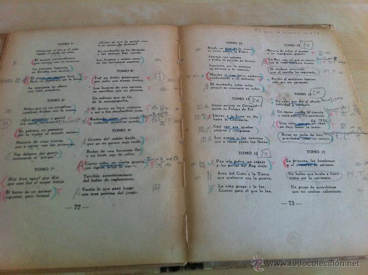 Libros de segunda mano: ALELUYAS DE ROMPETACONES. 1939. INCLUYE CUENTO INÉDITO, CORRECIONES Y DEDICATORIA DE ANTONIORROBLES. - Foto 273 - 42799560