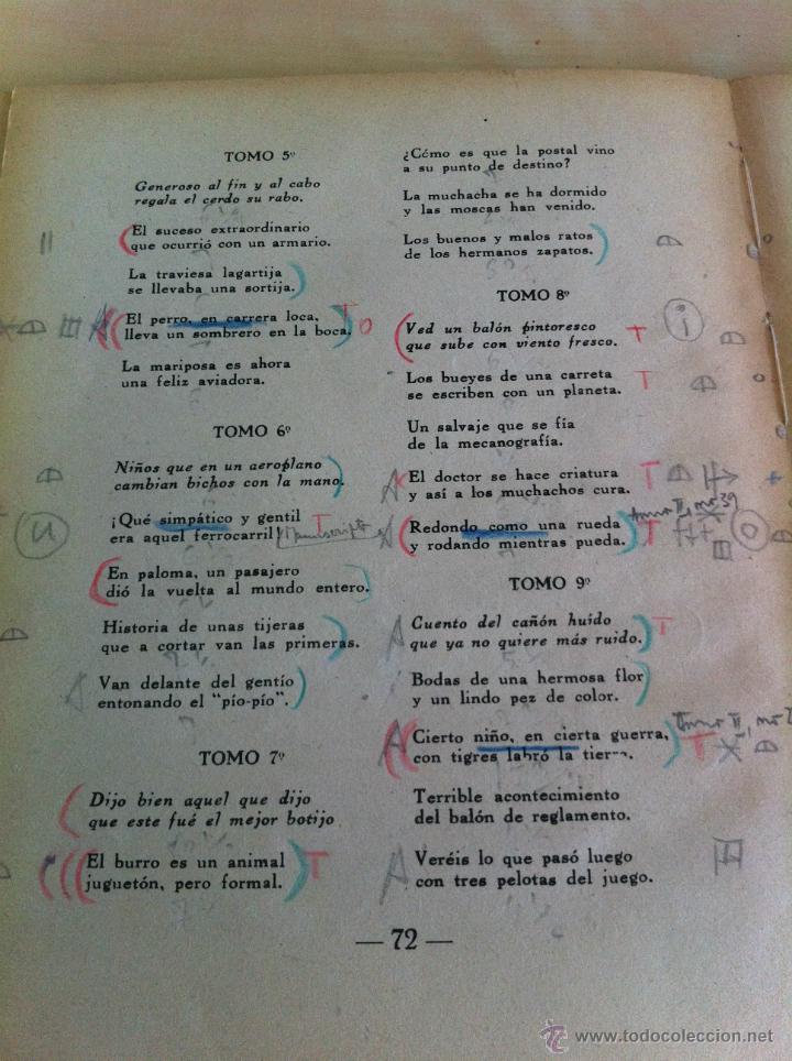 Libros de segunda mano: ALELUYAS DE ROMPETACONES. 1939. INCLUYE CUENTO INÉDITO, CORRECIONES Y DEDICATORIA DE ANTONIORROBLES. - Foto 274 - 42799560