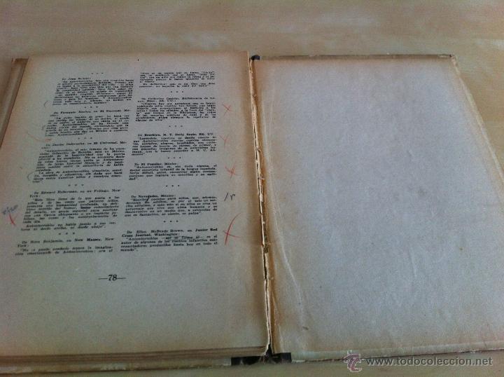 Libros de segunda mano: ALELUYAS DE ROMPETACONES. 1939. INCLUYE CUENTO INÉDITO, CORRECIONES Y DEDICATORIA DE ANTONIORROBLES. - Foto 279 - 42799560